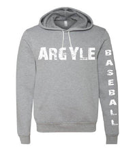 Load image into Gallery viewer, Argyle Eagles Baseball Bella Canvas Hoodie