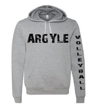 Load image into Gallery viewer, Argyle Eagles Volleyball Bella Canvas Hoodie