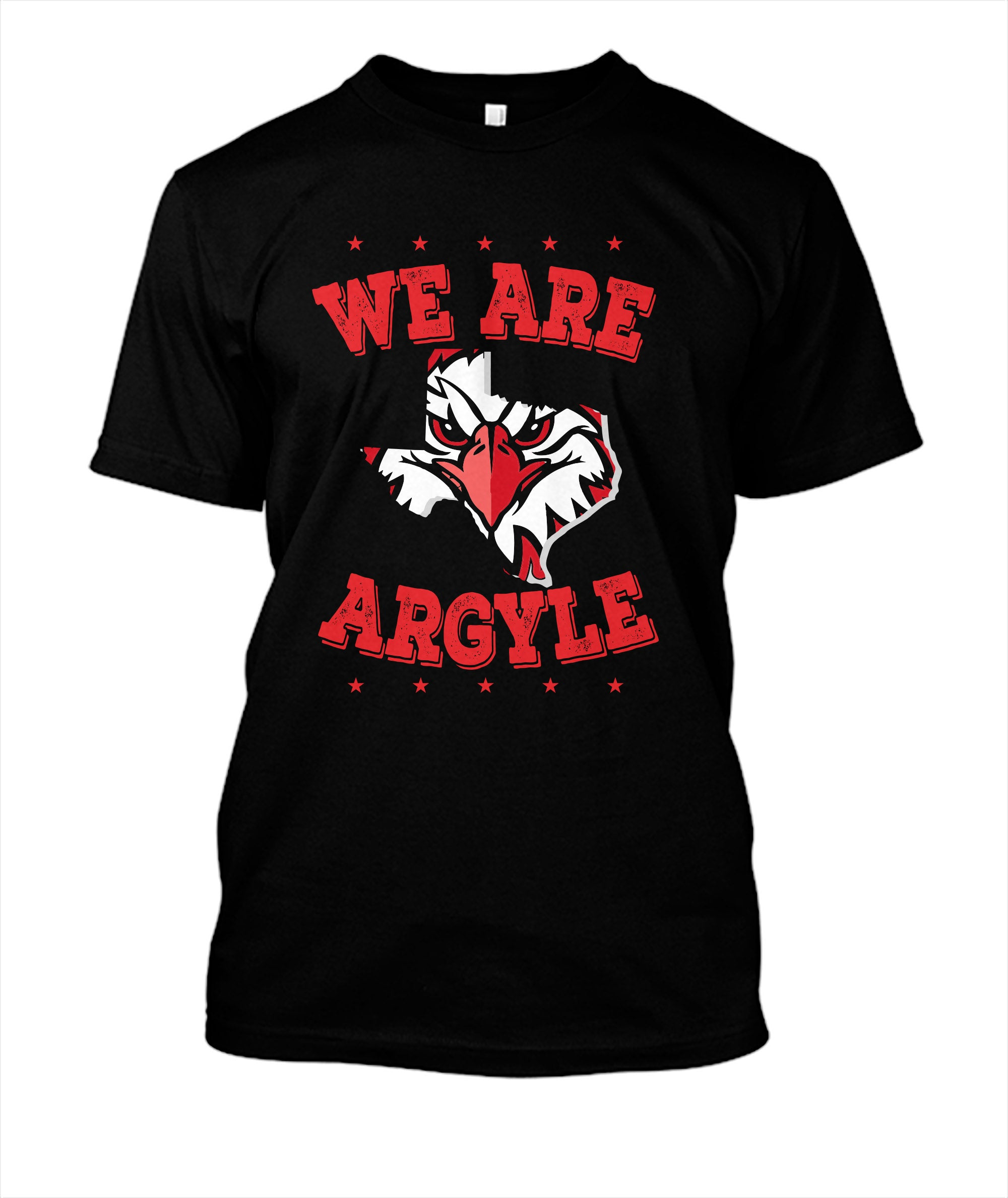 Bella Canvas Argyle Spirit Wear