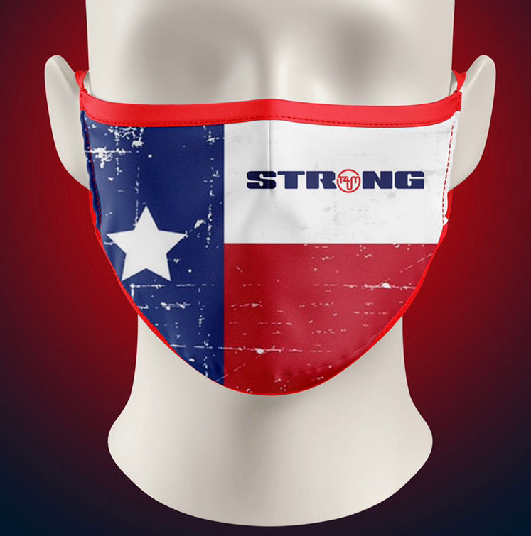 Texas Strong Face Mask
