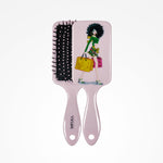 Fashion Paddle Brush Light Pink