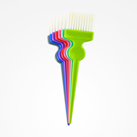 Coloured Tinting Brushes X 7
