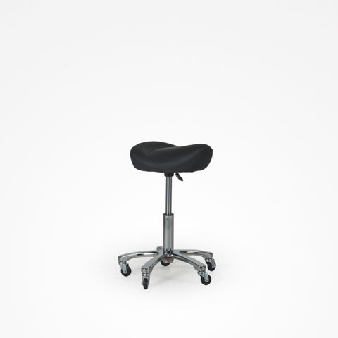 Jockey Stool Ariadna Black