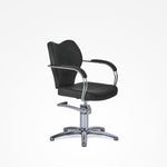 Hair Salon Black Styling Chair - Nicole