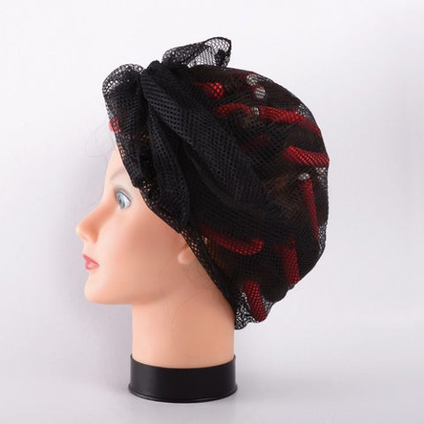 Bifull Black Triangular Hairnets