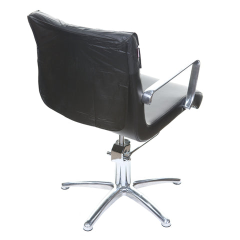 Crewe Orlando Chair Back Cover 18'' Black