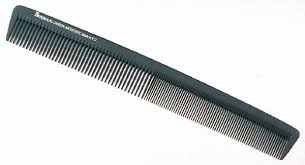 Denman Precision Large Cutting Comb Blk