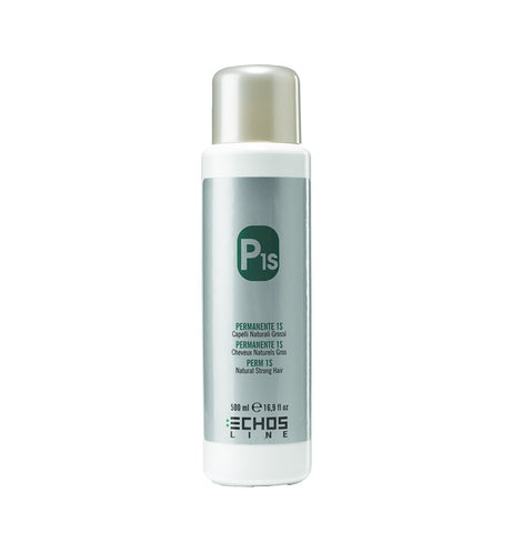P1 S Perm for Natural Strong or Thick Hair