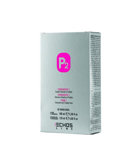 P2 - Monodose Kit - Perm for Coloured and Treated Hair