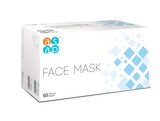 Disposable Face Masks, Medical Certified, Box of 50