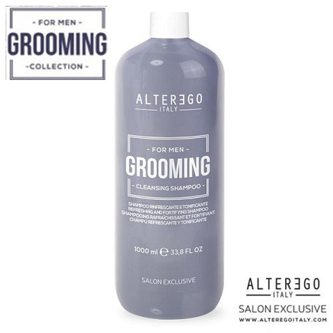Grooming Cleansing Shampoo for Men