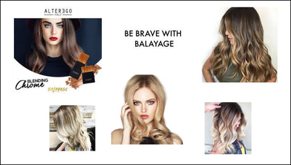 Be Brave with Balayage