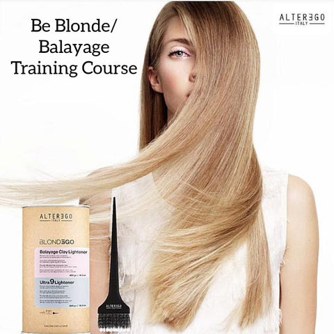 Be Blonde Balayage Training Course - 5th October