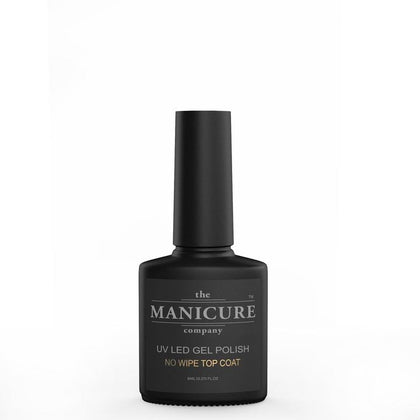 The Manicure Company - GEL NAIL POLISH NO WIPE TOP COAT