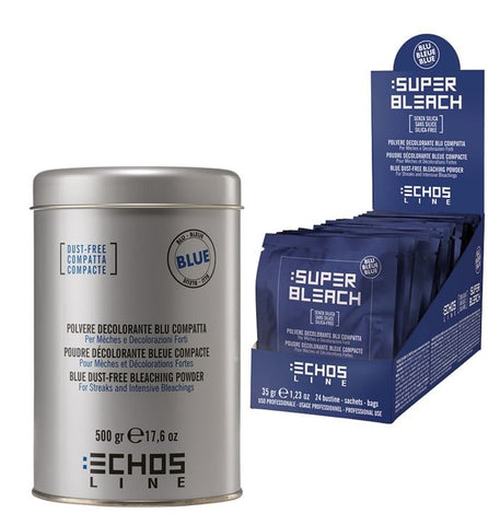 Echosline - Dust Free Bleaching Powder Blue 500gr