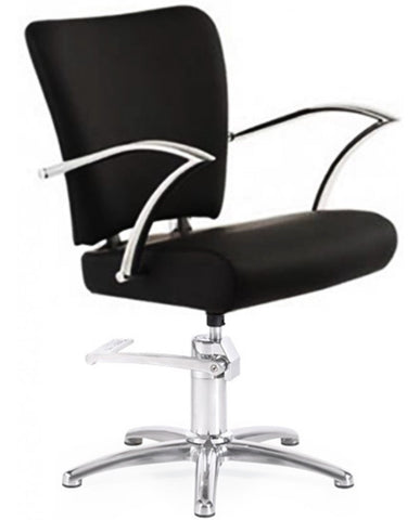 Eros - Styling Chair - Black