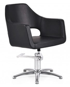 Clio Styling Chair - Black.