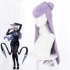 Cosplay Wig - League of Legends : K/DA - Evelynn (Light Purple)-Wig-UNIQSO