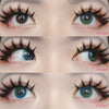 Sweety Nude Blue Green-Colored Contacts-UNIQSO
