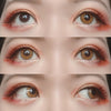 Sweety Sensation Muse Brown-Colored Contacts-UNIQSO