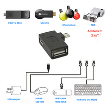 Load image into Gallery viewer, ZYF USB 2.0 OTG Host Adapter