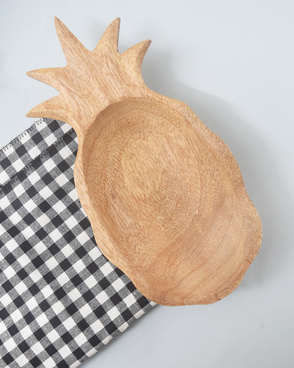 Pineapple Multipurpose Wooden Tray