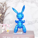 Sculpture Lapin Ballon