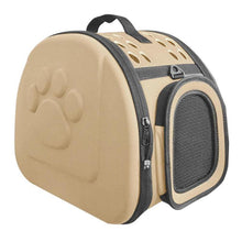 Carica l'immagine nel visualizzatore di Gallery, Pet Folding Carrier for cats and dogs 👜🐱🐶 - PupiPlace