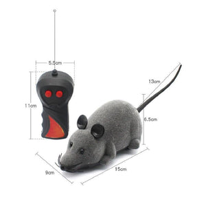 Remote Control Rat Toy for smart cat 🐀🐁🐈😼 - PupiPlace