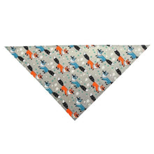 Load image into Gallery viewer, Summer Cotton Scarfs dog fox and rabbit styles 🐶🦊🐇 - PupiPlace