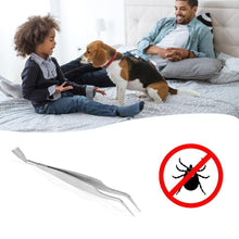 Carica l'immagine nel visualizzatore di Gallery, Stainless Steel Tick Removal Tool : remove ticks on dogs and cats 🐶🐱🦟 - PupiPlace