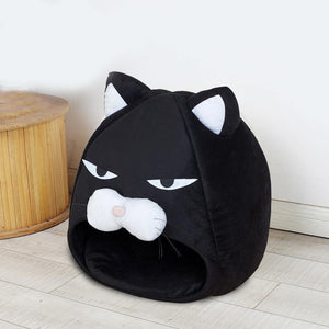 Lovely cat tent for grumpy cat 😾😻🐈 - PupiPlace