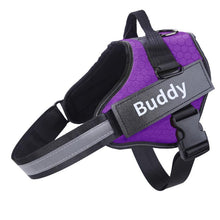Cargar imagen en el visor de la galería, Custom-ID Dog Harness for small, medium and big dog breeds 🐕🐕‍🦺🦮 - PupiPlace