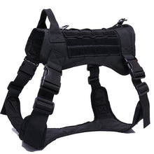 Load image into Gallery viewer, Tactical Training Harness + Leash for german shepherd and K9 dogs 🦺🦮📢👮🏽‍♂️ - PupiPlace