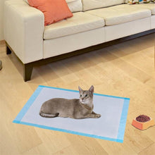Load image into Gallery viewer, Non-woven pee piddle pads for pets : solution when your dog or cat peeing everywhere 🐶🙀🧼😳 - PupiPlace