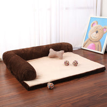 Load image into Gallery viewer, Magnficient orthopedic dog bed in L Shape 🐕🐾🛌🥰 - PupiPlace