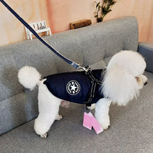 Load image into Gallery viewer, Warm dog jacket harness for rainy days 🐶🐾🌨🦺🐕‍🦺 - PupiPlace