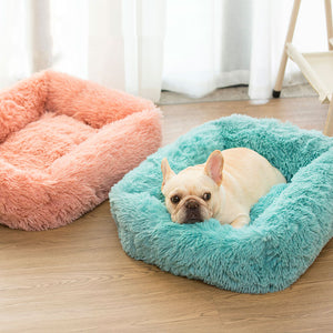 Super fluffy calming dog bed 🐩🛌🐶😌😍 - PupiPlace