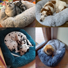 Charger l'image dans la galerie, Super fluffy calming dog bed 🐩🛌🐶😌😍 - PupiPlace