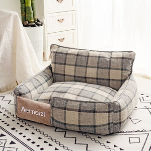 Classic orthopedic pet bed 🐶🛌😍 - PupiPlace