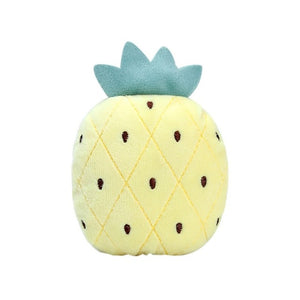 Fruit-Shaped cat/dog chew toys 🐶🐱🐾🍎🍊🍉🍍🍓🥝🥑 - PupiPlace