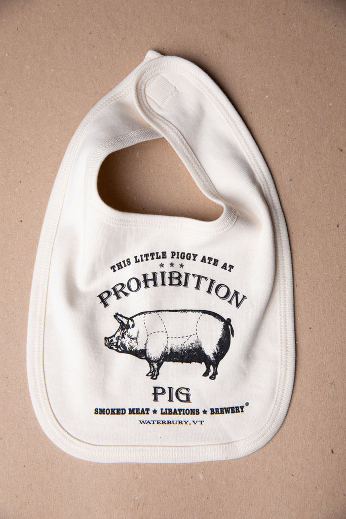 Little Pig Bib
