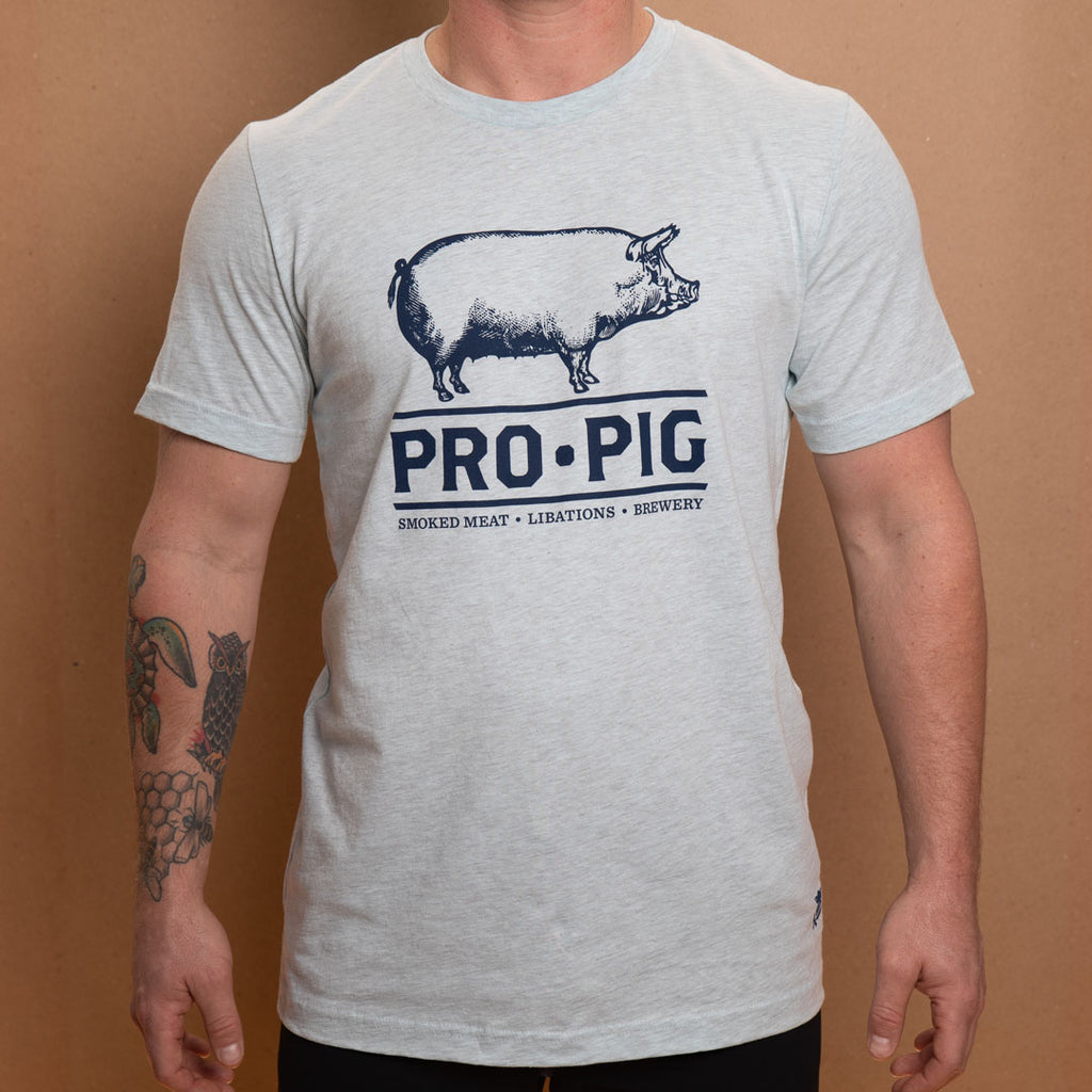 Pro.Pig Light Blue T-shirt