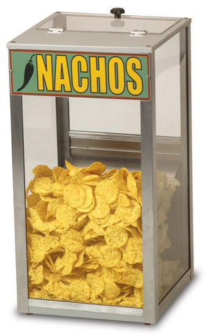 Benchmark USA 51000 100 Qt. Nacho Warmer / Merchandiser