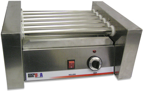Benchmark USA 62010 Hot Dog Roller Grill 10