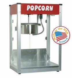 Paragon 1108510 Thrifty Pop 8 Popcorn Machine