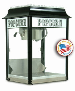 Paragon 1911 8 oz. - Popcorn Popper - Black & Chrome