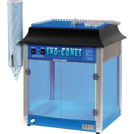 Paragon 1911 Sno-Storm Snow Cone Machine 6133110