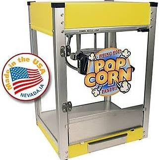 Paragon 1104850 Cineplex Yellow 4 oz Popcorn Machine