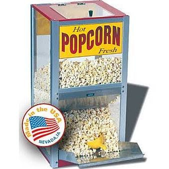 Paragon Large 100 Qt Warmer - Popcorn, Nacho Chips or Peanuts 2190110